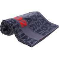 Prosoape de plaja Logo Cotton Towel In Dark Gray Barbati
