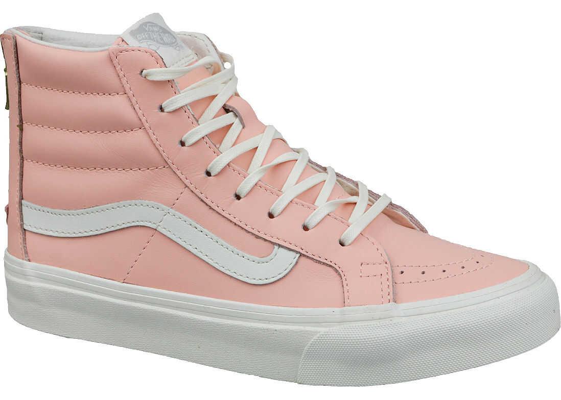 Vans Sk8-Hi Slim Zip Pink