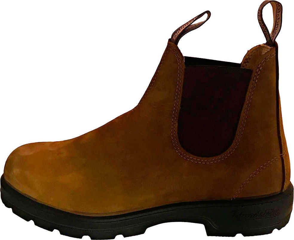 Blundstone 562 Unisex Chelsea Boots In Brown Brown