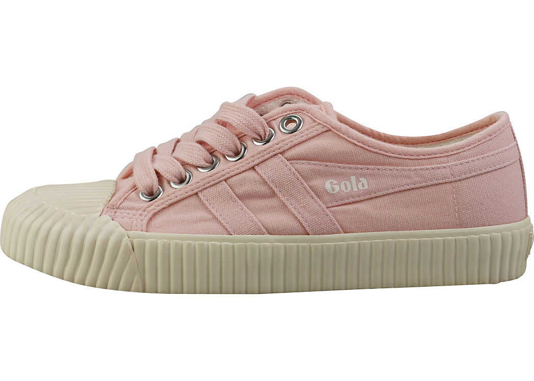 Gola Cadet Fashion Trainers In Pink White Pink
