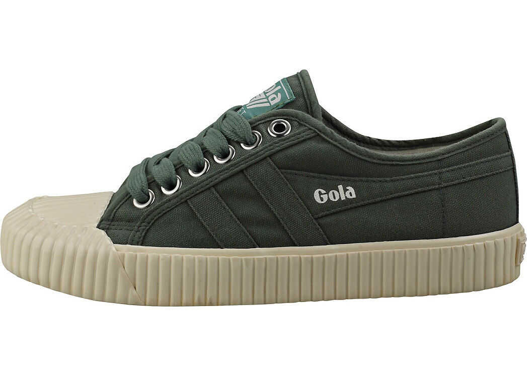 Gola Cadet Fashion Trainers In Forest Green