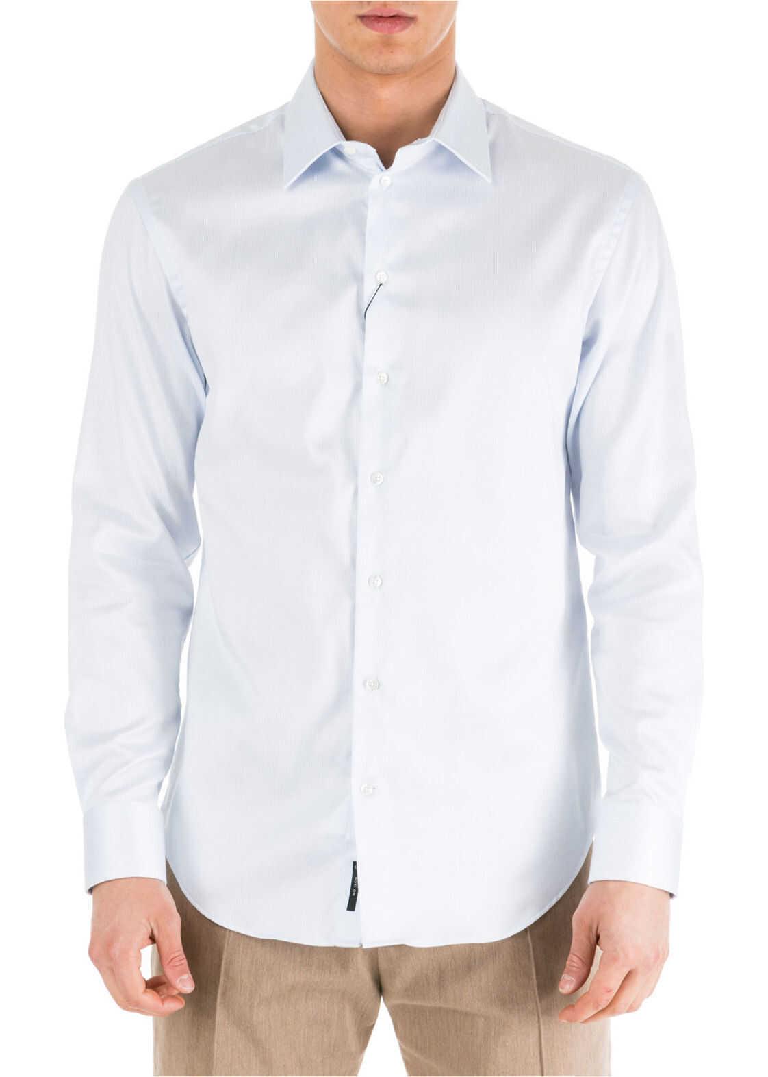 Emporio Armani Dress Shirt Light blue