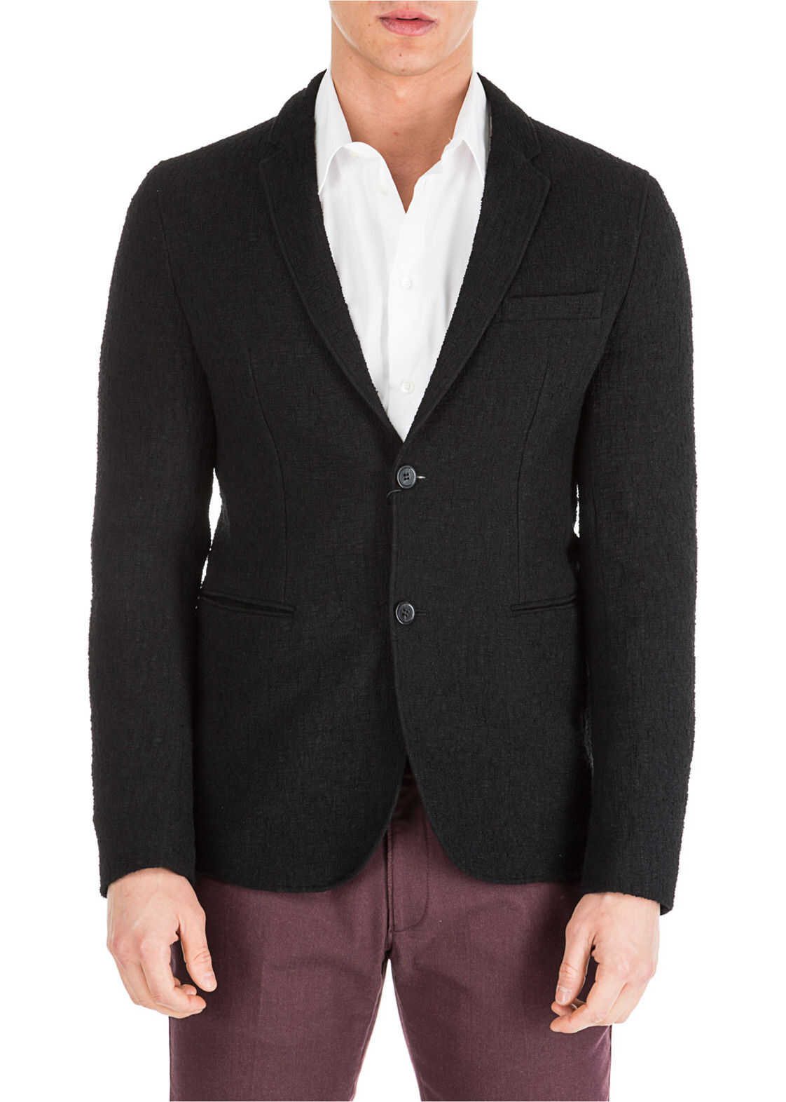 Emporio Armani Jacket Blazer Black