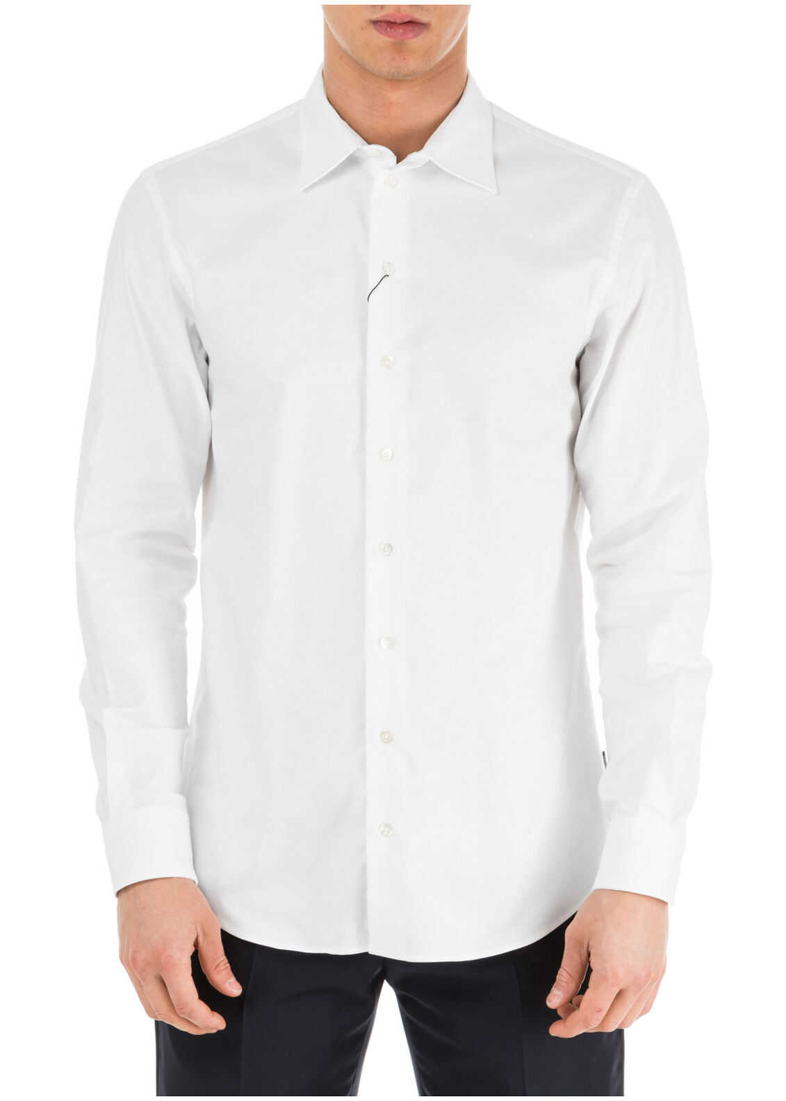 Emporio Armani Dress Shirt White
