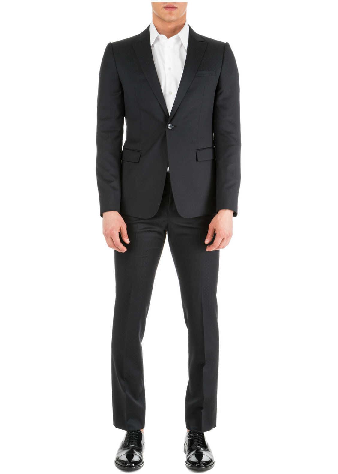 Emporio Armani Suit Black