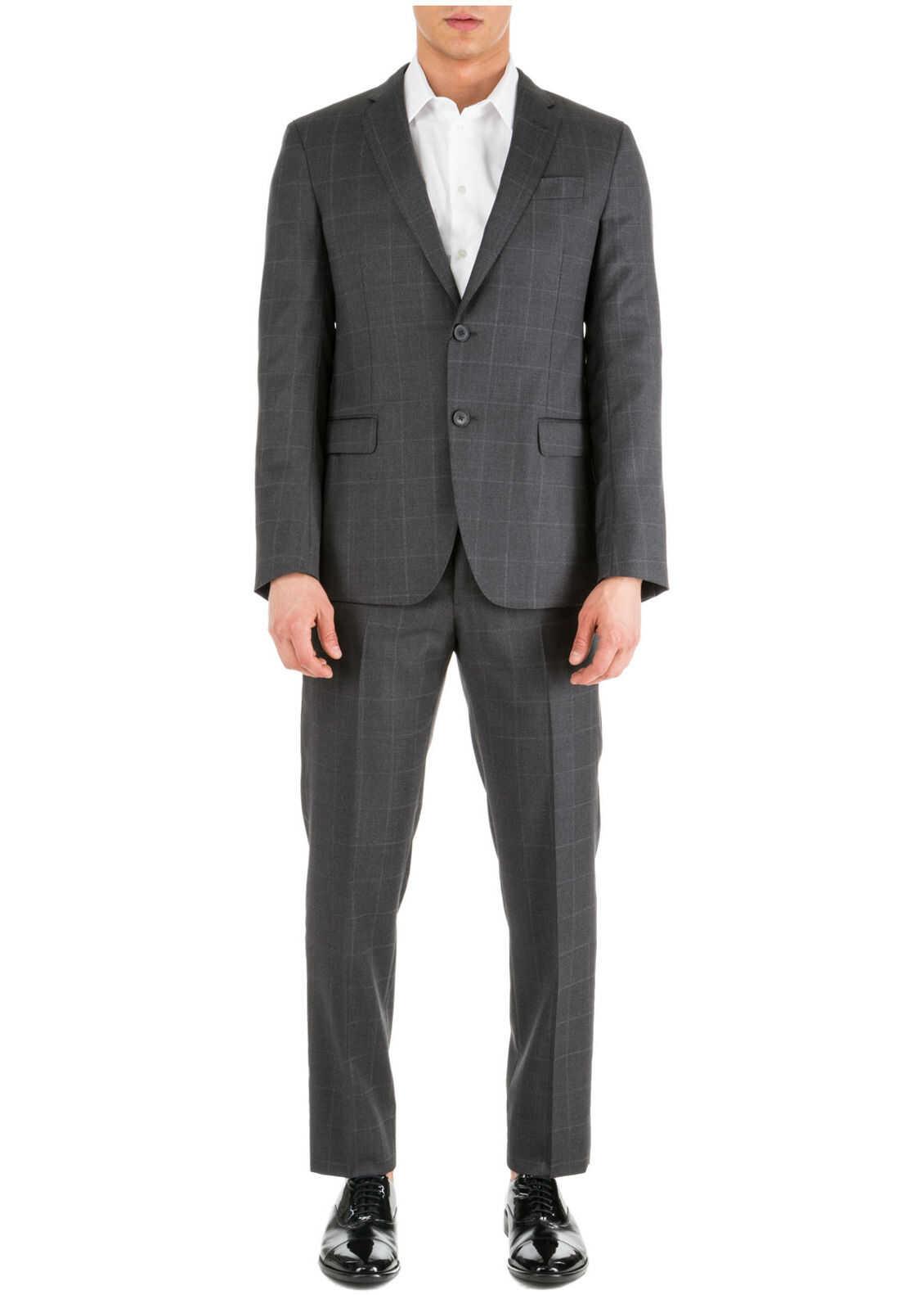 Emporio Armani Suit Grey
