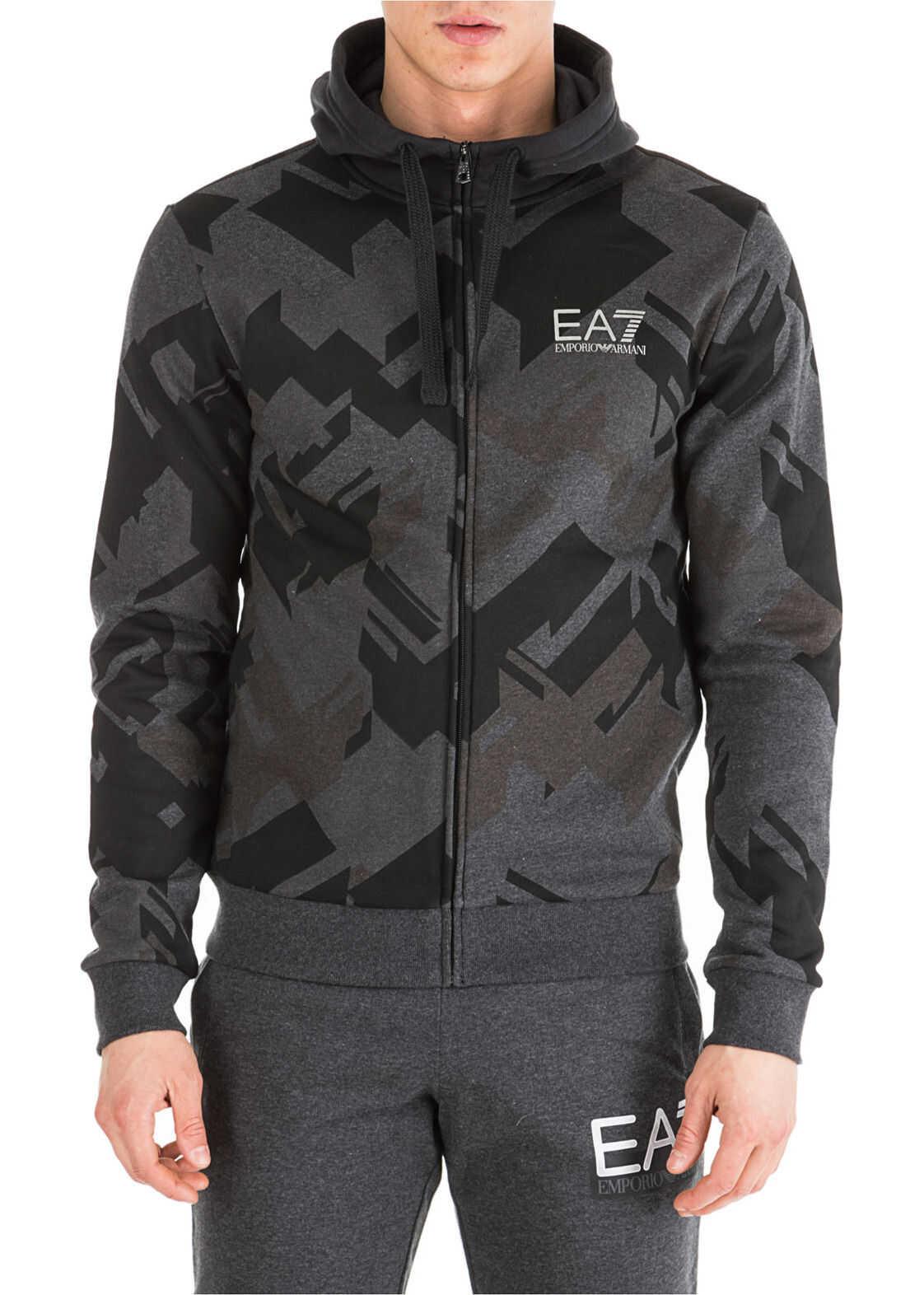 EA7 Sweatshirt Sweat Grey