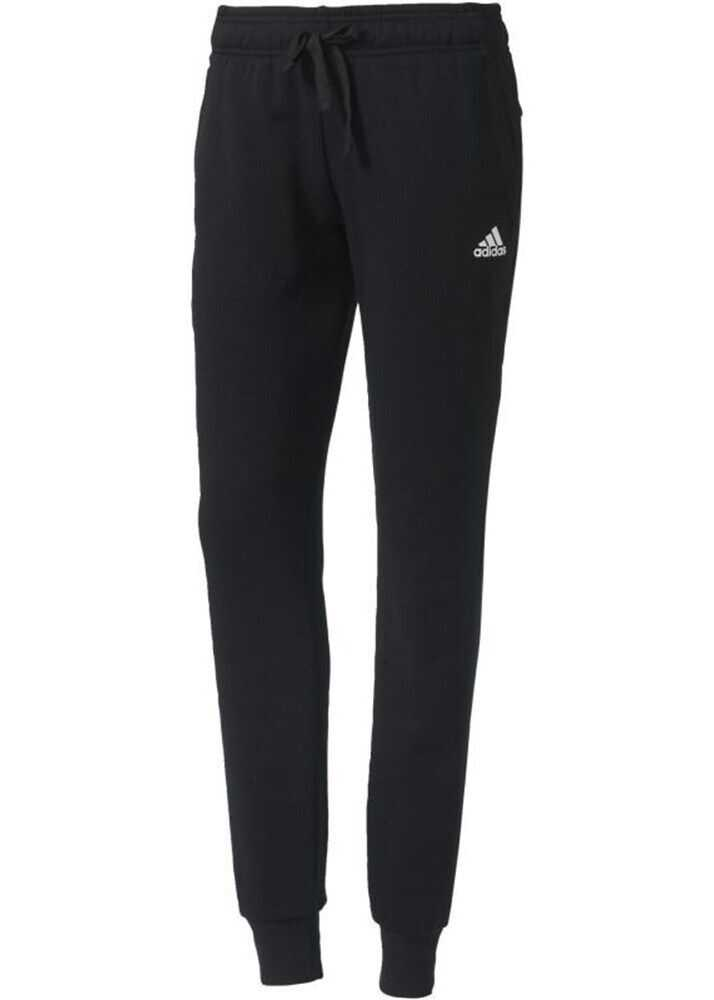 adidas Essentials Solid Pants M S97159 NEGRE