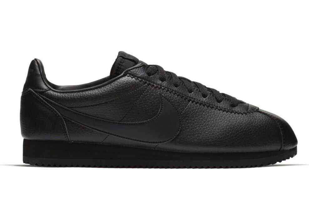 Nike Classic Cortez Leather 749571 NEGRE
