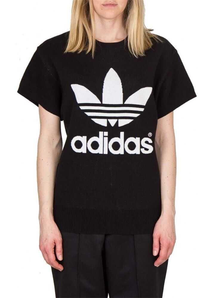 adidas HY Ssl Knit S15246 ALB/NEGRE