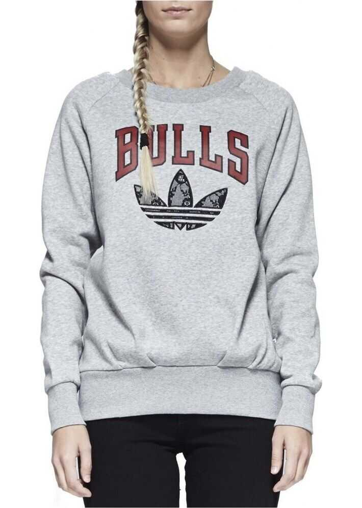 adidas Bulls Sweater M69963 GRI