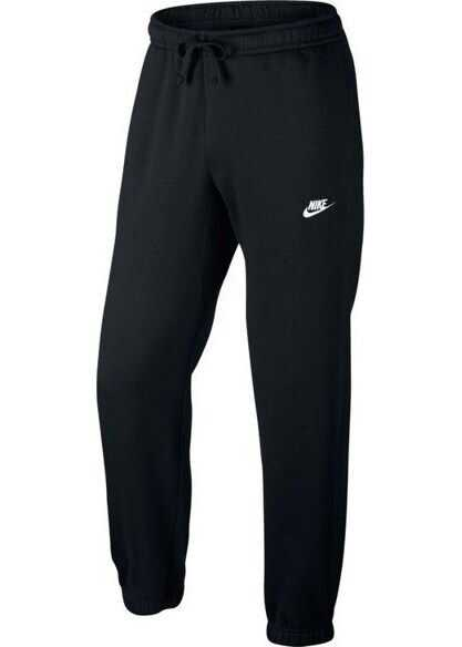 Nike Sportswear Standard Fit Fleece Trousers 804406010 NEGRE