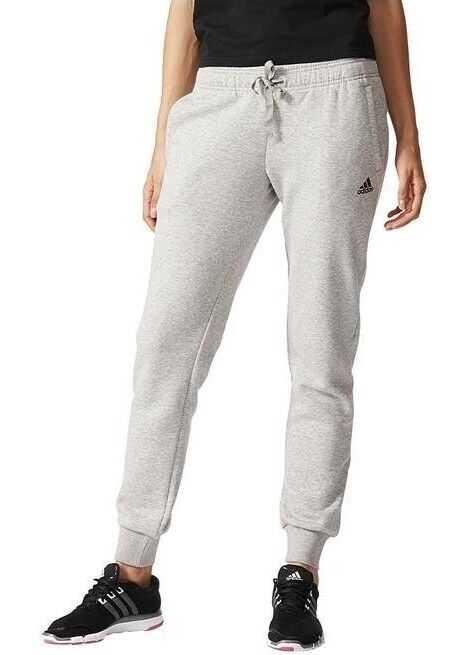 adidas Essentials Solid Pants S97160 GRI