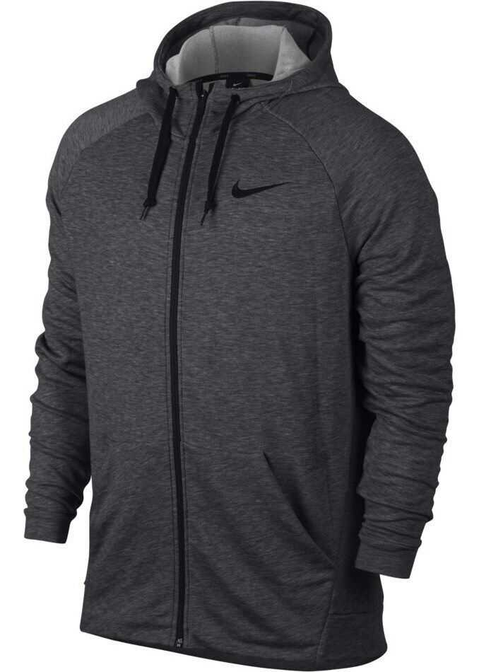 Nike Dry Hoodie FZ Fleece 860465071 GRI