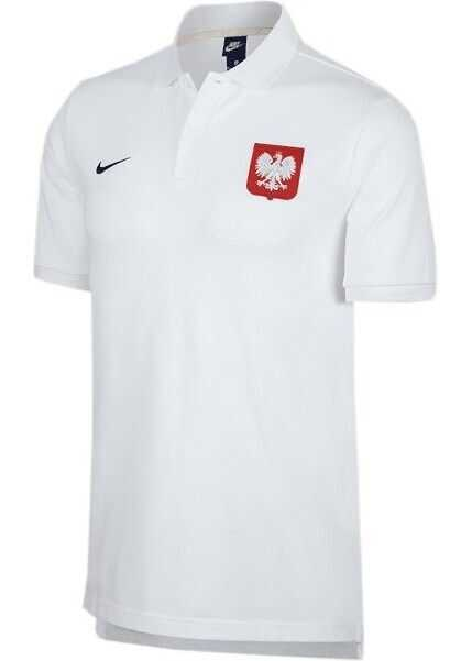 Nike Poland 2018 Polo 891482102 ALB