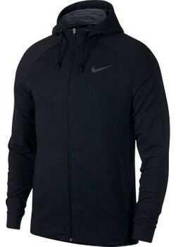 Nike M NK Dry Hoodie FZ Hprdr LT 889383 GRAFIT/NEGRE
