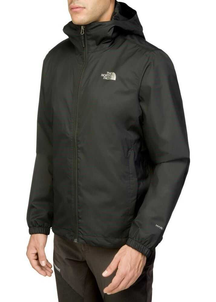The North Face Quest Jacket Tnf T0A8AZJK3 NEGRE