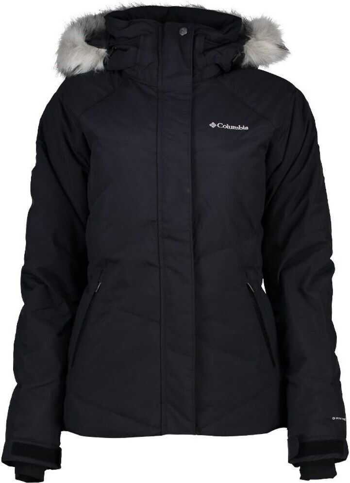 Columbia Lay D Down Jacket WL4047014 NEGRE