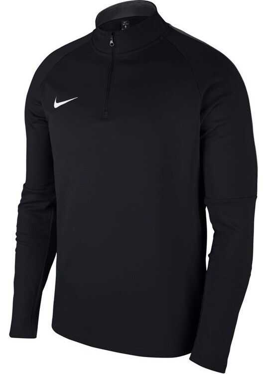 Nike Dry Academy 18 Drill Top LS 893624010 NEGRE