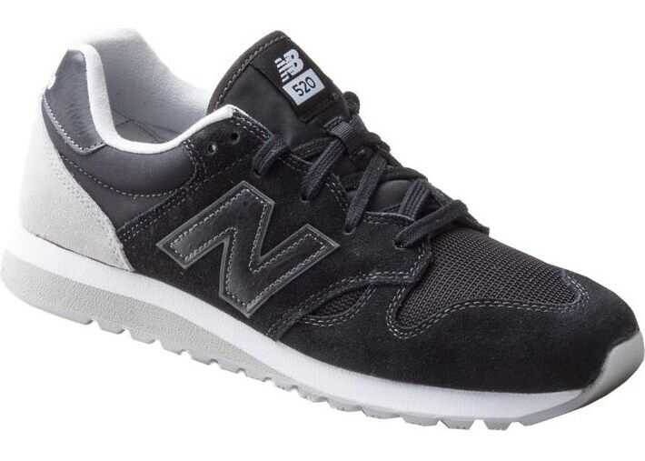New Balance Classics 520 U520Ep NEGRE