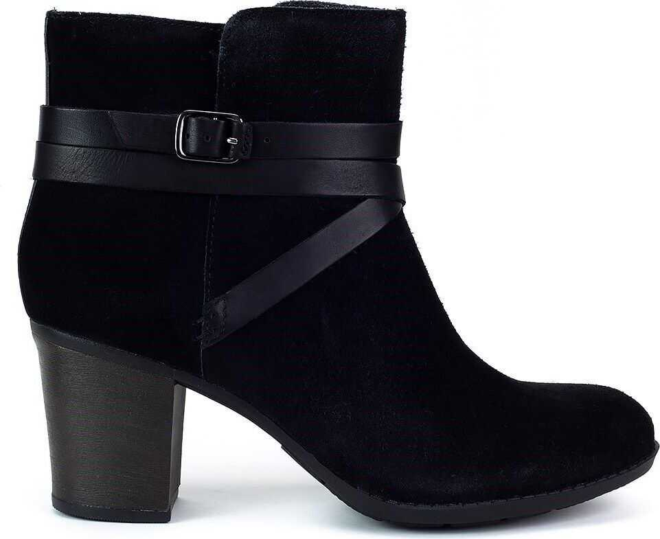 Clarks Enfield Coco 261368874 NEGRE