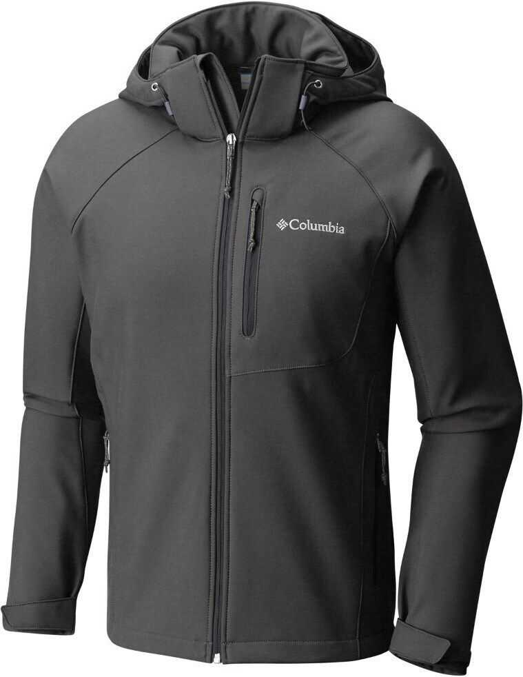 Columbia Cascade Ridge II Softshell WM3241030 GRAFIT