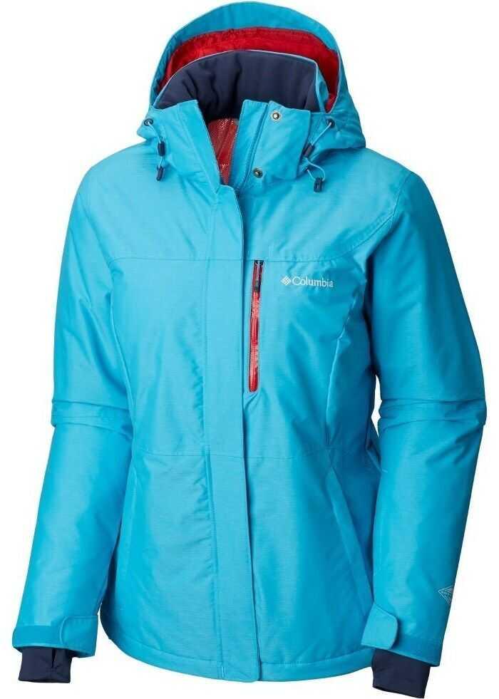 Columbia Alpine Action OH Jacket SL4054404 ALBASTRE