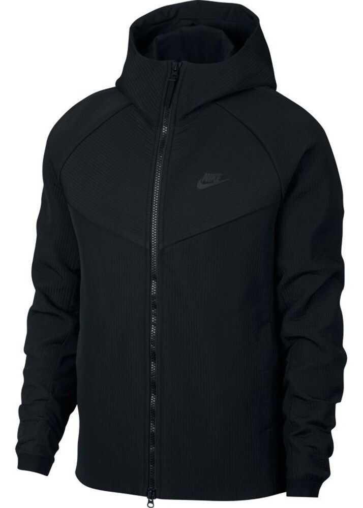 Nike Tech Pack Jacket Track Woven 928551010 NEGRE