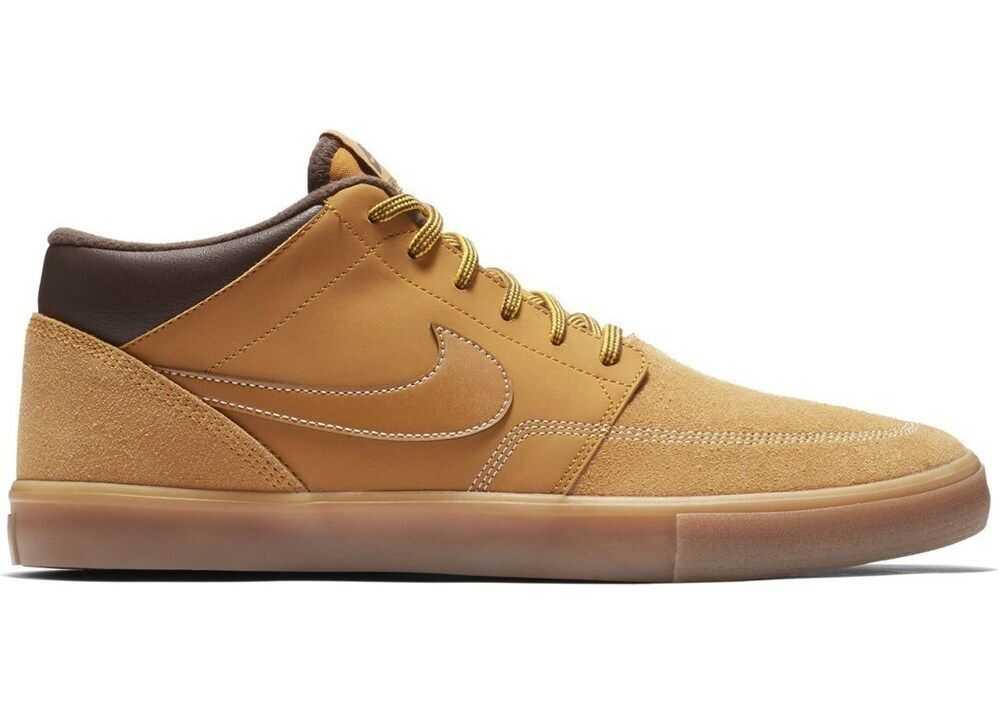 Nike SB Portmore II Slr M Bota AJ6978779 CULOAREA MIEREI/CAFENII