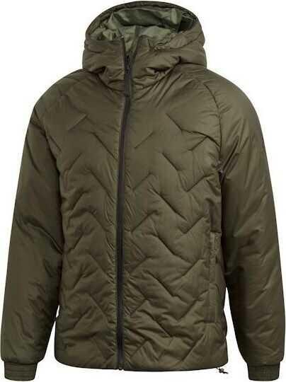 adidas Bts Winter Jacket CY9122 VERDE