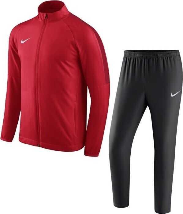 Nike M Dry Academy 18 Track Suit W 893709657 NEGRE/ROȘII