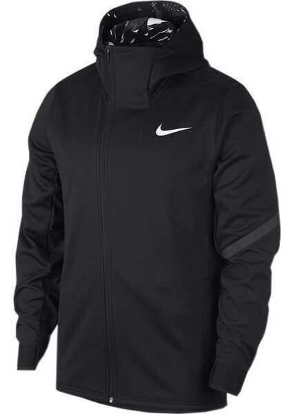 Nike Therma LS FZ Training AJ7041010 NEGRE