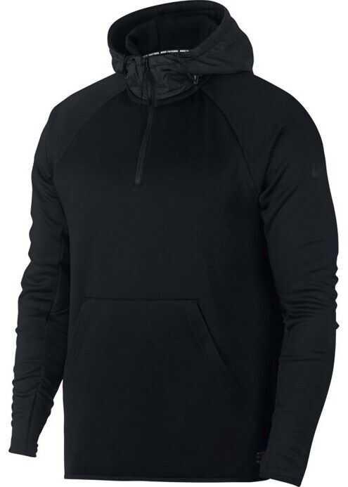 Nike M NK FC Hoodie AA4217010 NEGRE