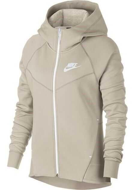 ff9dfe1b0 Bluze de trening Nike W Nsw Tch Flc WR Hoodie FZ 930759008 GRI Femei ...