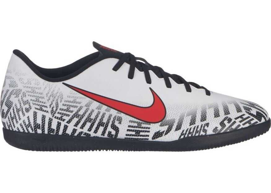 concept nou cel mai popular comercializează Ghete fotbal Nike Vapor 12 Club Neymar AO3120 ALB Barbati ...
