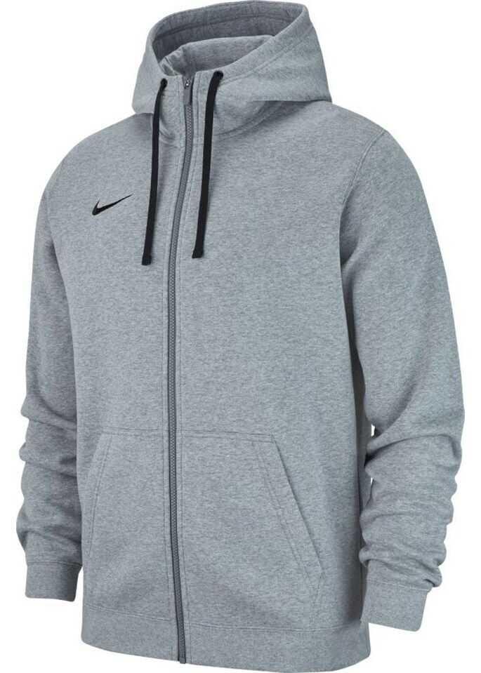 Nike Team Club 19 FZ Hoodie AJ1313063 GRI