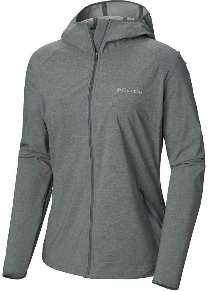 Columbia Heather Canyon Softshell WL1173337 GRI
