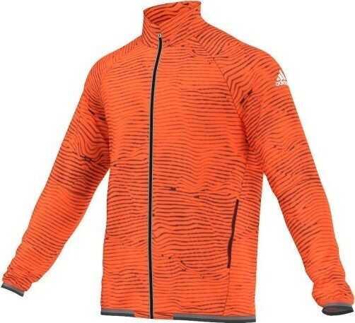 adidas Adizero Woven Jacket AB1310 PORTOCALIE