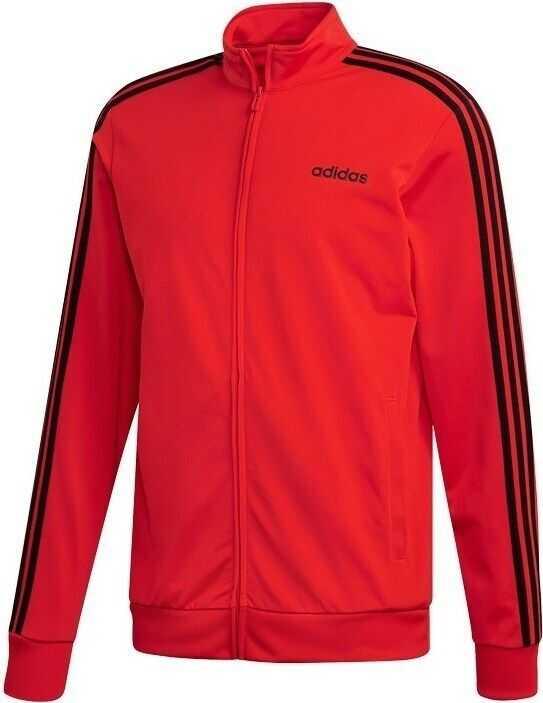 adidas Essentials 3 Stripes TT DU0454 ROȘII