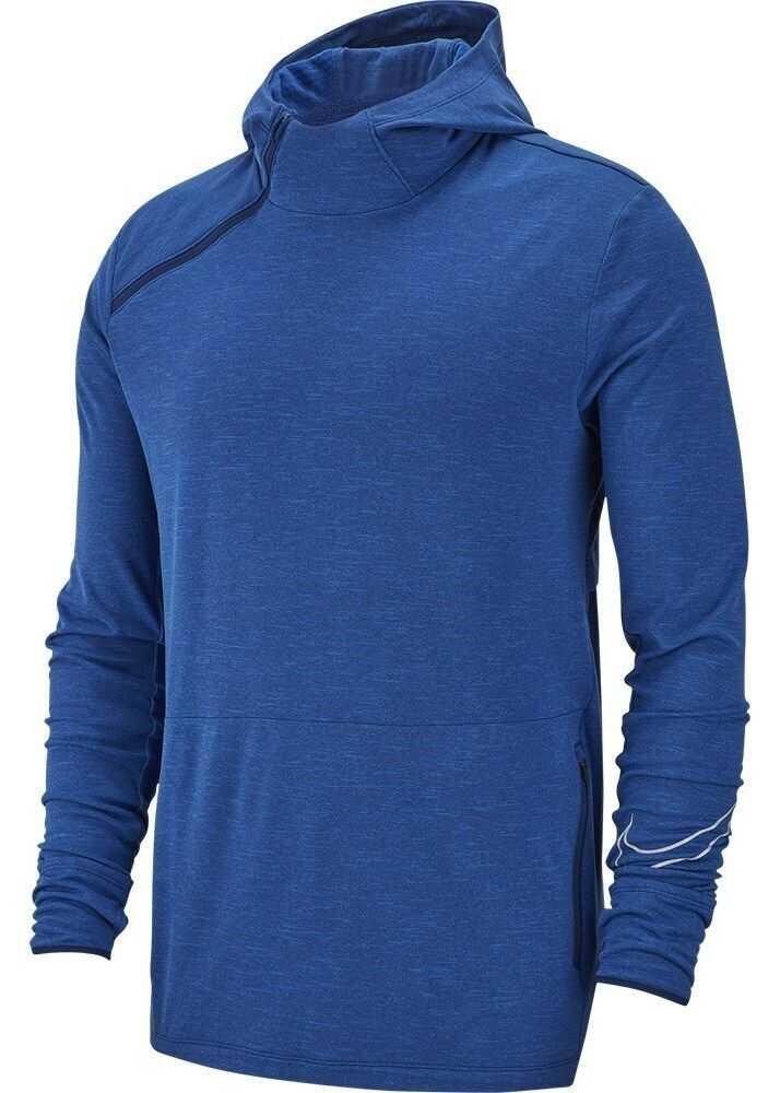 Nike Sphere Hoodie Nov LT AJ7591492 ALBASTRE