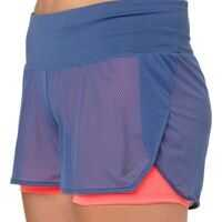 Pantaloni de alergare Cool 2IN1 2012A259400 Femei