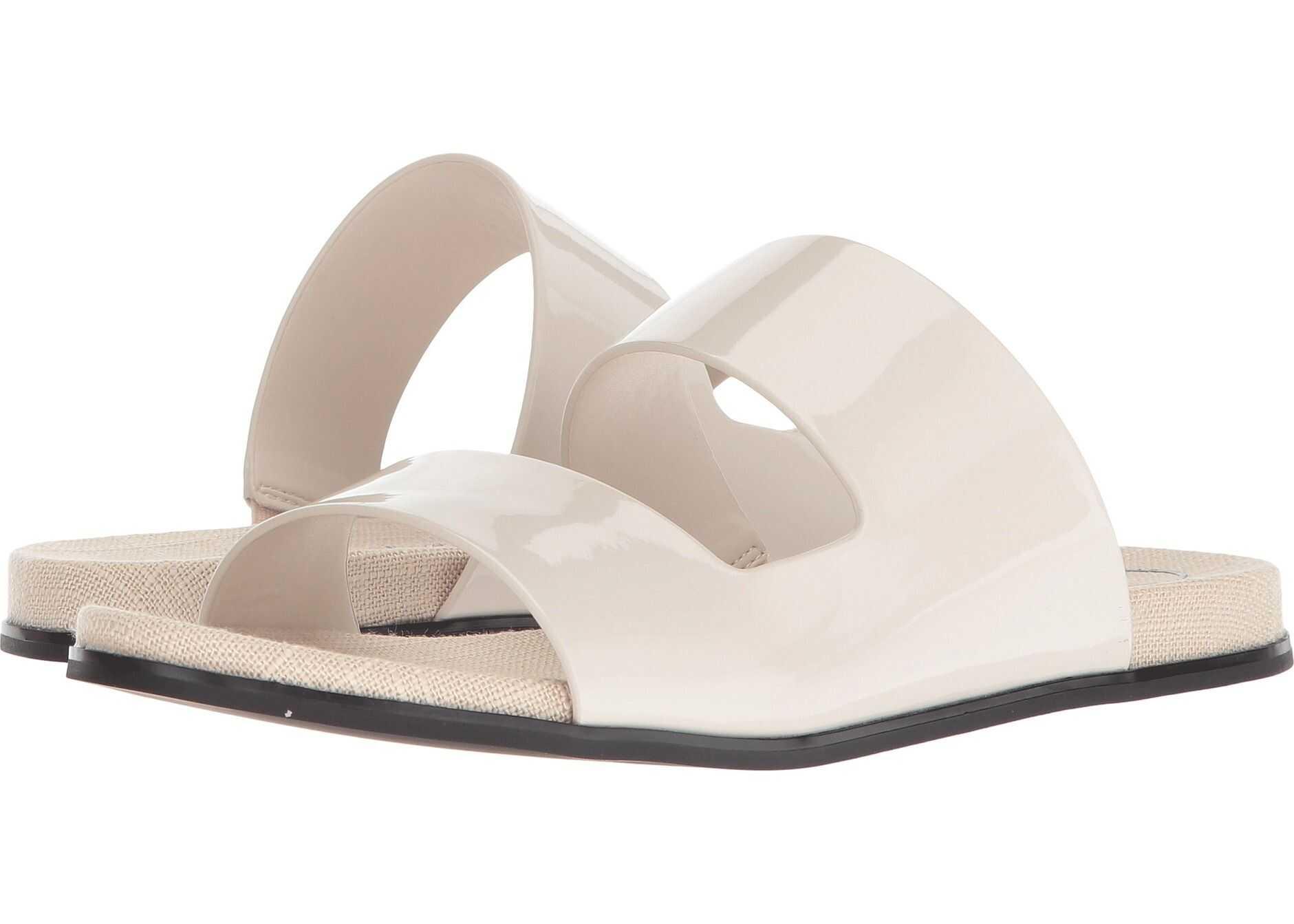Calvin Klein Posey Slide Soft White