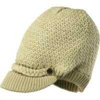 Basti Textured Lurex Cabbie Hat Femei