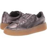Adidasi cu platforma Basket Platform Luxe Femei