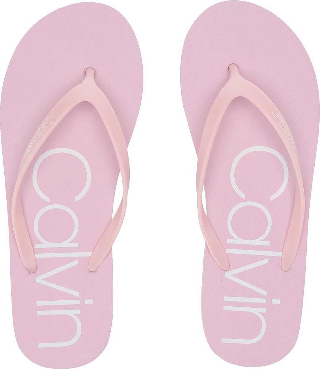 Calvin Klein Salma Pastel Pink/White