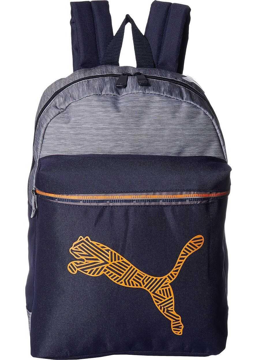 PUMA Evercat The Varsity 3.0 Backpack Grey/Navy