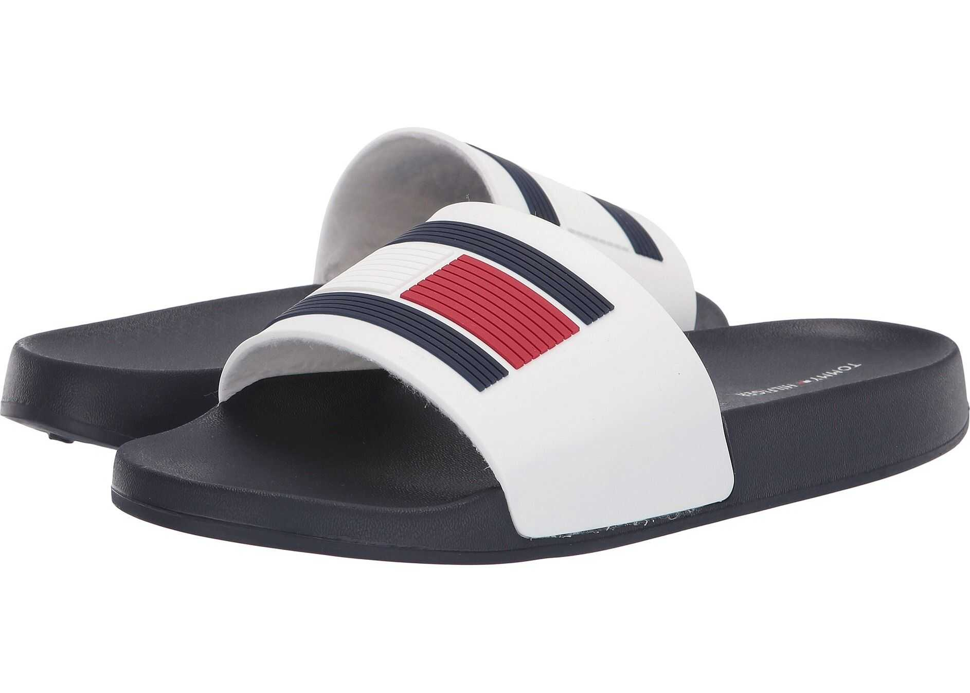 Tommy Hilfiger Dillis White Synthetic