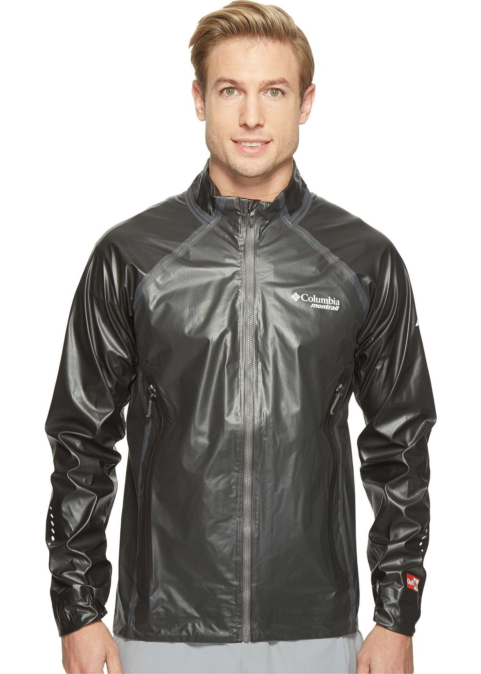Columbia Outdry Ex Hybrid Training Jacket Black