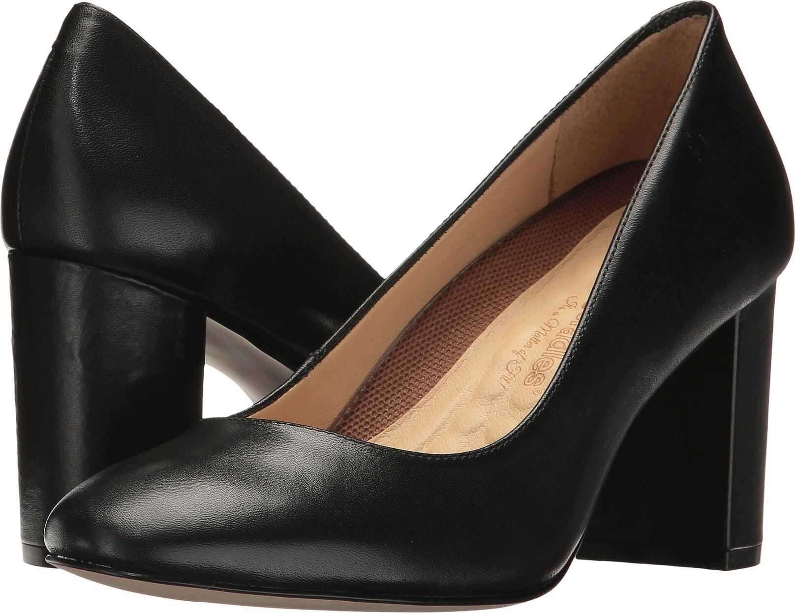 Walking Cradles Matisse Black Leather