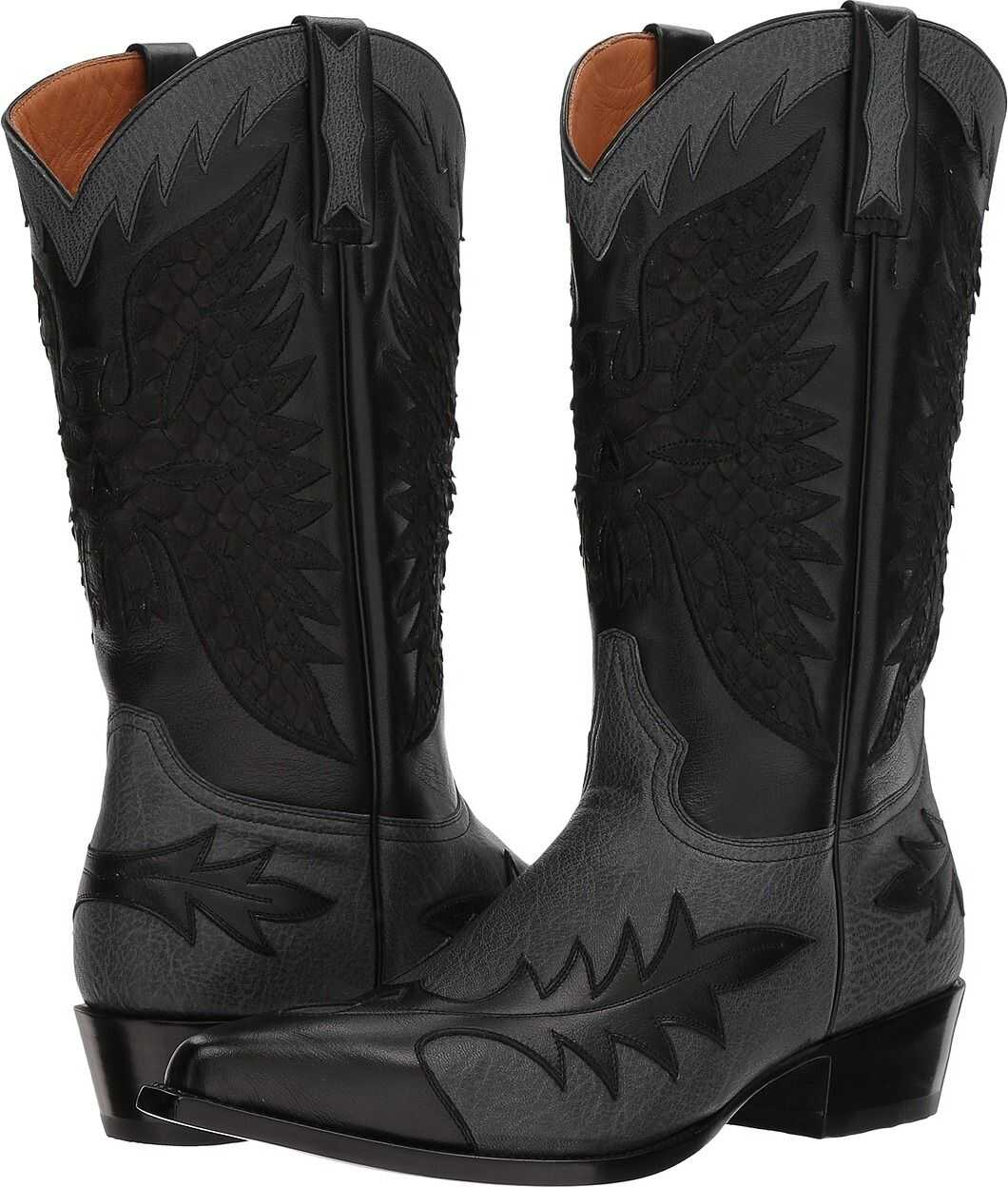 Frye Flint Firebird Tall Black Multi